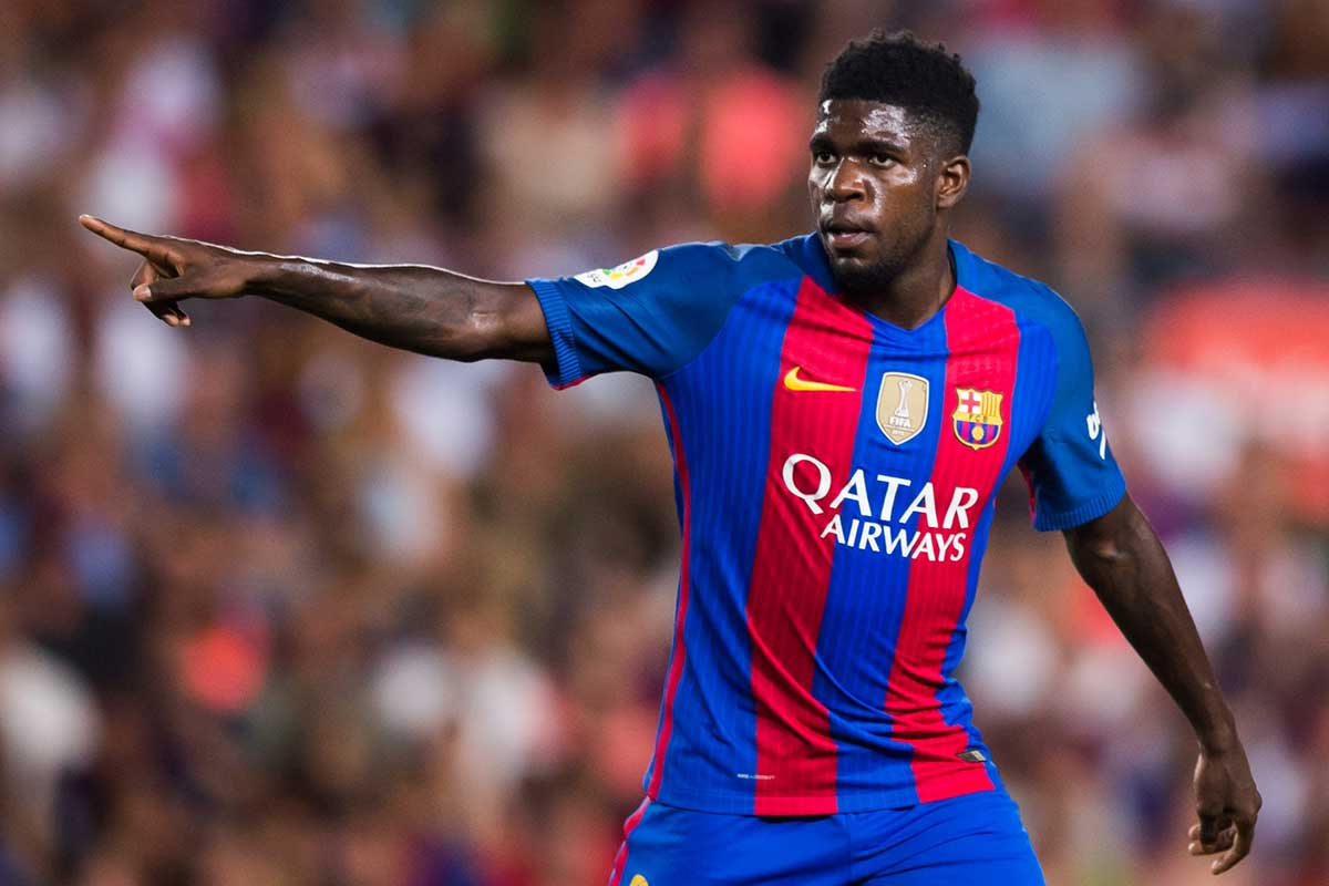Manchester City s'attaque à Umtiti