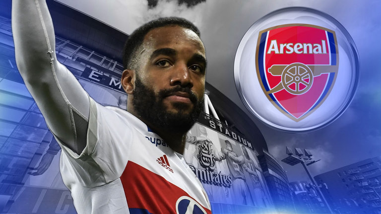 Arsenal casse sa tirelire pour Lacazette