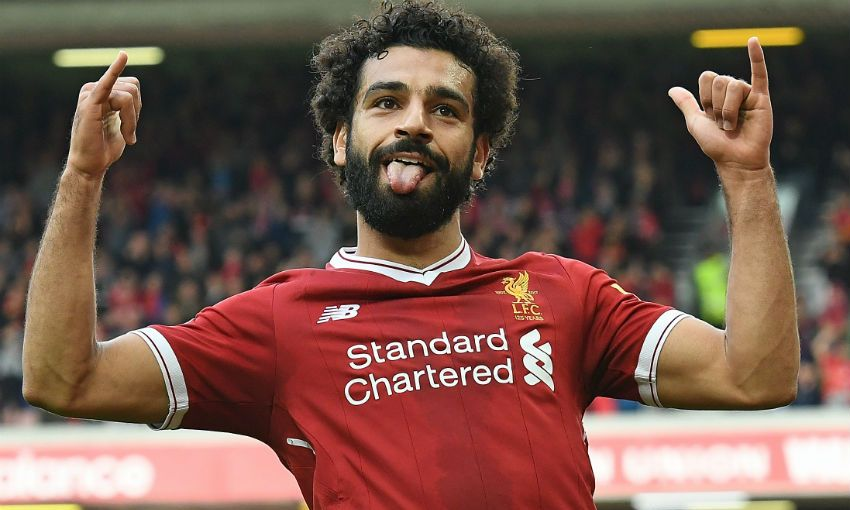 Salah reste en Premier League