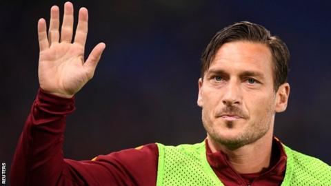 Totti va devenir coach !