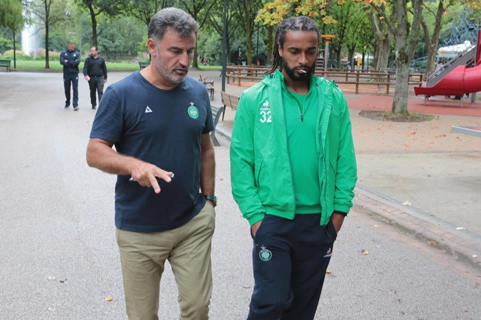 Assou-Ekotto critique Galtier