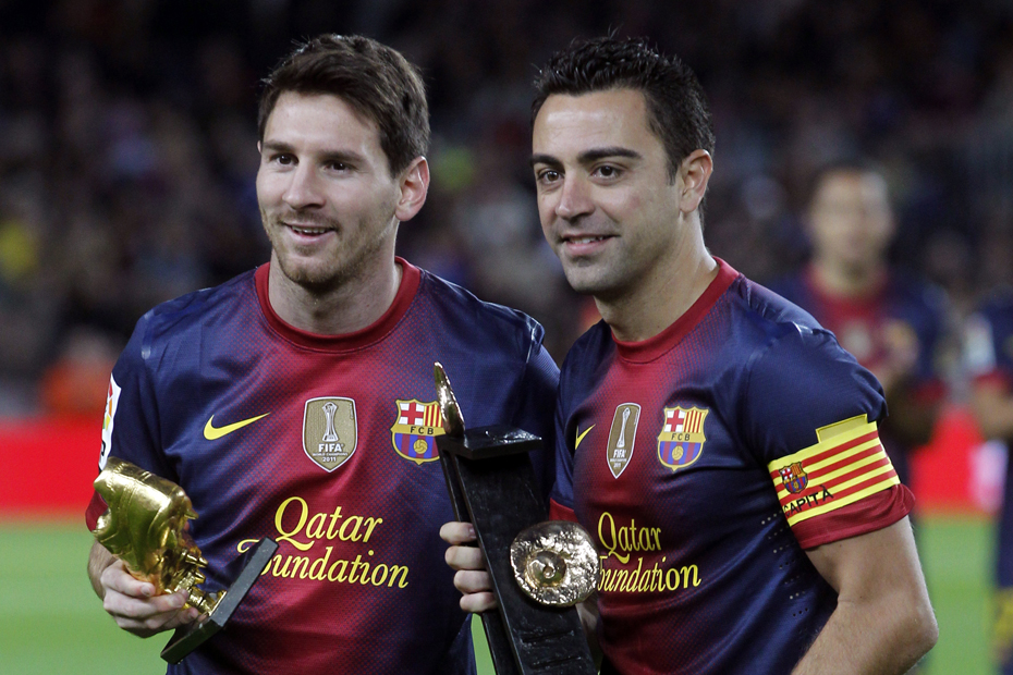 "Ligue des champions :Quand Xavi accuse le Real Madrid de ""sorcellerie"""