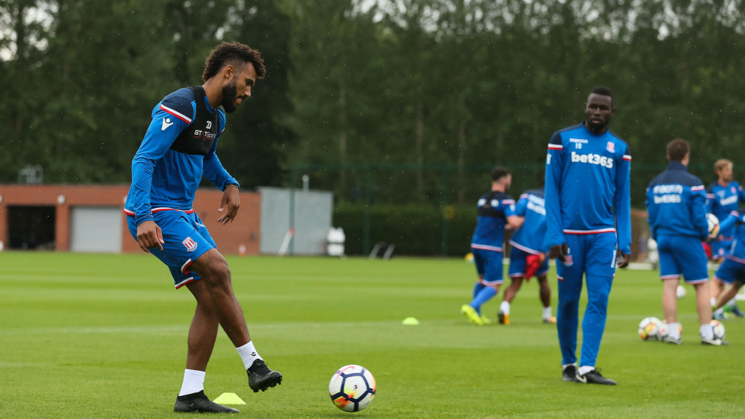 Choupo- Moting, buteur en match amical avec Stoke City