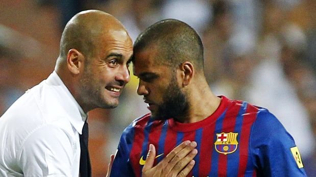 Alves demande pardon à Guardiola