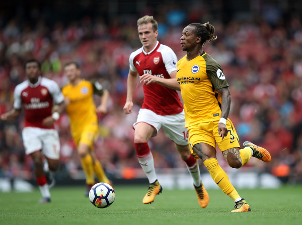 Bong et Brighton enfoncent Arsenal