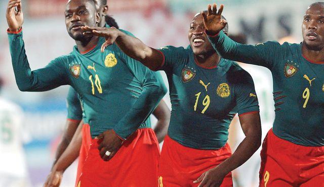 Ce que pense Mboma d'un retour d'Eto'o en sélection