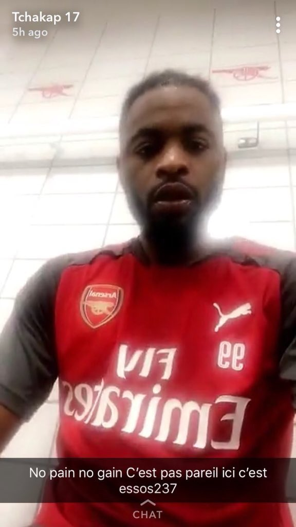 Song, de retour à Arsenal